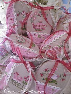 Cuore e Batticuore: Uova-pinkeep....con sorpresa!