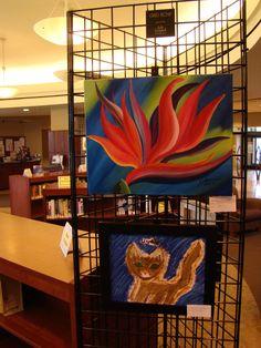 New Book Rotunda art by First Light Arts Academy