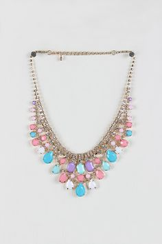 Sherbet Princess Necklace