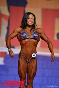 Myriam Capes - Arnold Classic 2015