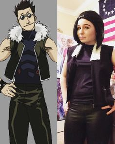 Side by side cause i am trash like my son Greed. - #cosplay #cosplayer #animecosplay #ilookfat #ohwell #fullmetalalchemist #fullmetalalchemistcosplay #fma #fmacosplay #katsucon #katsucon2016
