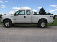 2001 FORD F-250 XL EXTRACAB 4WD DIESEL PICKUP $9,500.00