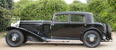 1931 Rolls-Royce Phantom II Continental Touring Saloon by H.J. Mulliner & Co.