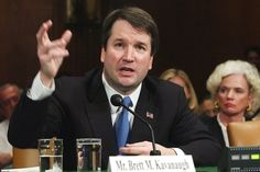 Circuit Judge Brett Kavanaugh, a former clerk for Supreme Court Justice Anthony Kennedy, also helped investigate President Bill Clinton. Us Supreme Court, Supreme Court Justices, Us Senate, Court Judge, The Only Way, Denial, Ways To Save, Federal