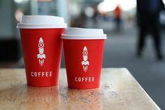 ❥  Coffee from Rocket Espresso Bar in Hamilton East