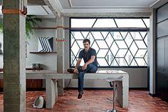 O apartamento em SP de Facundo Guerra - Casa Vogue | Interiores
