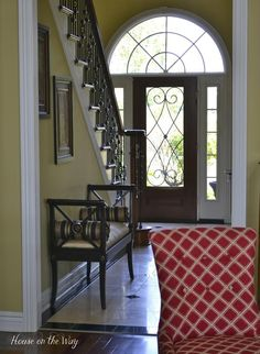 Decorating with Color: Front Door Love