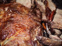 Cozinhando Fantasias: Charred Wolf Meat