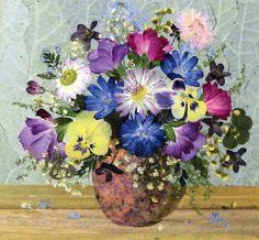 флористическая живопись создание картин: 18 тыс изображений найдено в Яндекс.Картинках