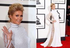 Best Dressed Hourglass Figure- Grammy's 2014