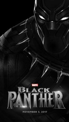 Black panthère