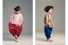 Folk Made's ethereal SS17 collection on the Junior Style blog #kidsfashion #kidsfashionblog   #kidsclothing #folkmade #SS17