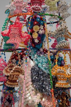 "Daily Art Shot (676 of ∞) Nick Cave, ""Soundsuit,""... 