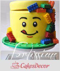 CakesDecor Theme: Lego Cakes - CakesDecor