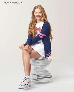 Who could top Jade Weber modeling some Zipz?  No one!