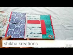 shikha kreations - YouTube It Works, The Creator, Scrapbook, Youtube, Color, Colour, Scrapbooking, Nailed It, Youtubers