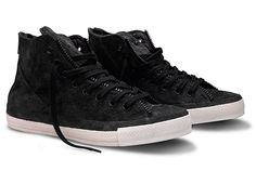 Schott for Converse Chuck Taylor All Star Leather Jacket Sneakers • Highsnobiety