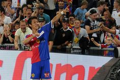 14/15; 4. Spieltag; FC Basel 1893; FC Zürich; Super League; Vereine; Yoichiro Kakitani 2014_08_09_fcb_fcz_0040_zi.jpg