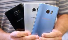 'Safe' Samsung Galaxy Note 7 Batteries Are Still Exploding  Samsung has reportedly suspended production of the company's Galaxy Note 7 smartphone because the devices  plagued by battery problems that were causing some phones to catch fire  are still at risk of exploding. Last month Samsung issued a global recall of the Galaxy Note 7 after several incidents in which the phone's lithium-ion battery caught fire. But now reports have emerged that new devices sent out to replace the faulty phones…