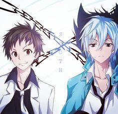 Mahiru & Kuro (SLOTH)
