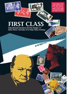 Postal Heritage First Class  5-11 years - Art and design.. The First Class learning pack is made up of a set of educational resources aimed at teachers of Key Stages 1 to 3. It contains fact files and activity sheets.