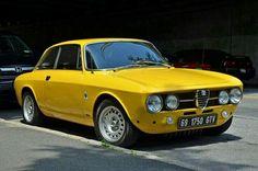 Alfa Romeo GTV 69