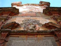 Chiesa della Santissima Trinità alla Cesarea - Il degrado