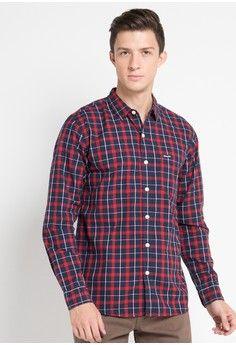 Pria > Pakaian > Atasan > Kemeja > Shirt DALTOKMCSC02P17 > Wrangler