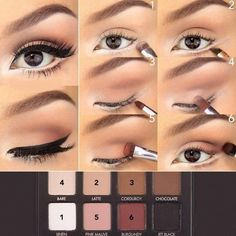 Make up. Make up is an essential thing that every girl must know how to do on her own. Here are some of the easiest makeup tutorials for beginners. Natural Makeup Tips, Eye Makeup Tips, Makeup Dupes, Smokey Eye Makeup, Eyeshadow Makeup, Contour Makeup, Makeup Ideas, Makeup Brushes, Make Up Tutorials