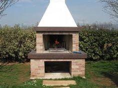 Pin by happy do on esterno pinterest barbecues and gardens - Caminetti per esterno ...