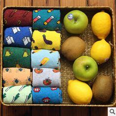 Find More Socks Information about New Arrival Fresh Style Fruit Vegetables Pattern Creative Thickening Thermal Slippers Socks Novelty Cotton Socks,High Quality socks bamboo,China sock bracelet Suppliers, Cheap sock slippers for men from House of Novelty on Aliexpress.com watermelon
