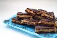 Tone It Up - Recipe Profile - Protein Snickers Bars