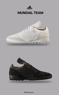 adidas Limited Edition Mundial Team - Turf Soccer Footwear available at WorldSoccerShop.com