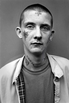Chris, King's Road, 1982 | Gritty Pictures Of Britain's Skinheads From The 1980s