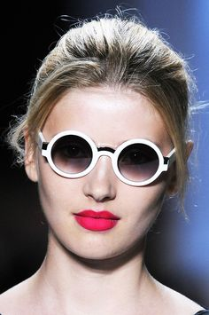 145326be982 DVF sunglasses. Spring 2012
