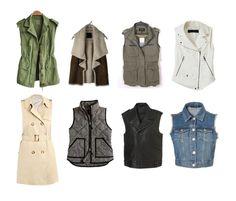 Cotton Glitter's The Sleeveless Coat Season