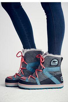 Sorel Womens Glacy Explorer Weather Boot