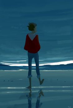 Early morning thinking by PascalCampion.deviantart.com on @DeviantArt