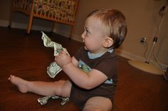 When it comes to vital life skills, money management is right up there with teeth brushing and potty training. That's why it's never too early to start learning about buying, budgeting and compound interesting. Here are eight things kids can master now for future money...