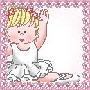 Ballerina baby shower theme ideas ~ invitations for pink little ballerina baby showers