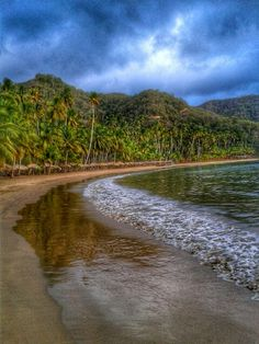 Playa Medina, Edo. Sucre - Venezuela