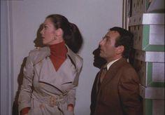 Trench Coat Spy Queen Lynda Carter and putz...
