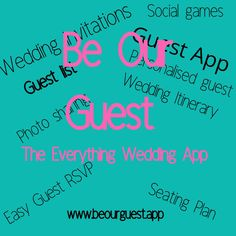 Be Our Guest is a digital solution for the wedding guest experience. Invites, photo sharing, games, wedding planning and much more! Wedding Games, Wedding Events, Our Wedding, Wedding Planning, Weddings, Invites, Wedding Invitations, Sustainable Wedding, Social Games