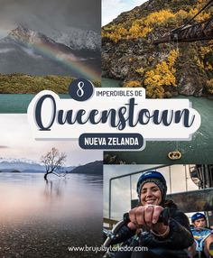 Imperdibles de Queenstown! Qué hacer en la ciudad más entretenida de Nueva Zelanda Bff, Beautiful, Movies, Movie Posters, Queenstown New Zealand, Beautiful Landscapes, Countries, Cities, Films