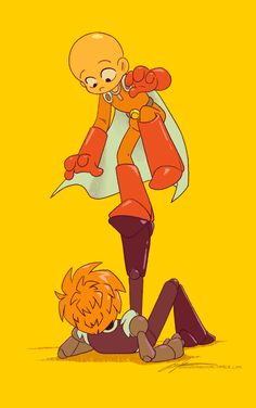 One Punch Man Funny, One Punch Man Anime, Anime One, Manga Anime, Baguio, Caped Baldy, Haikyuu Akaashi, Character Art, Character Design