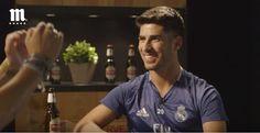 ¿Qué haría Marco Asensio si marca en Cardiff? | Defensa Central
