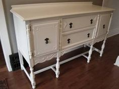 Vintage Buffet Table - $650