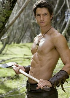 Craig Horner from Legend of the Seeker so sexy.