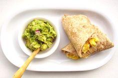 7. Pequeño Egg Burrito