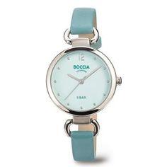 3232-03 Ladies Boccia Titanium Watch